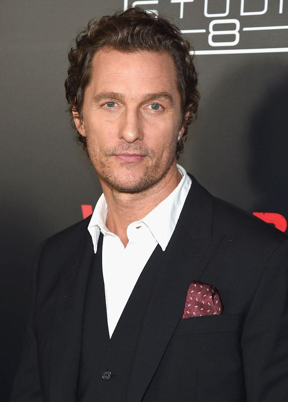 """<p>Matthew McConaughey has been in his fair share of flops (ahem, <em>Failure to Launch</em>), but his 2005 action film <em>Sahara</em> took things to a whole new level when it failed to make up for its <a href=""""https://www.boxofficemojo.com/release/rl2121238017/"""" rel=""""nofollow noopener"""" target=""""_blank"""" data-ylk=""""slk:$160 million budget"""" class=""""link rapid-noclick-resp"""">$160 million budget</a> at the box office.</p>"""