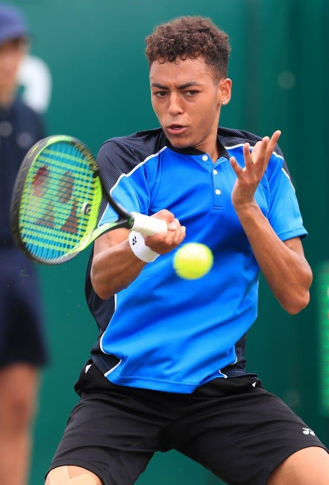 British player Paul Jubb also tested positive