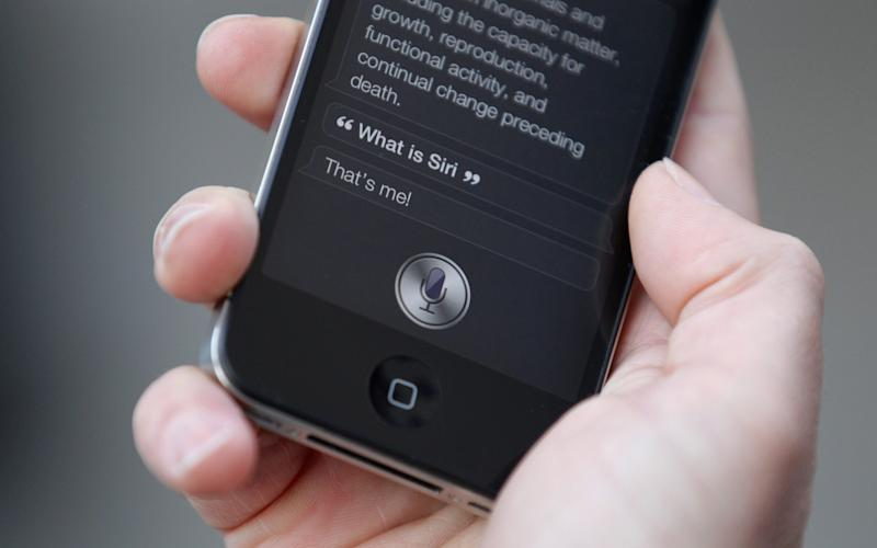 Apple designed Siri to avoid questions about feminism - Getty Images