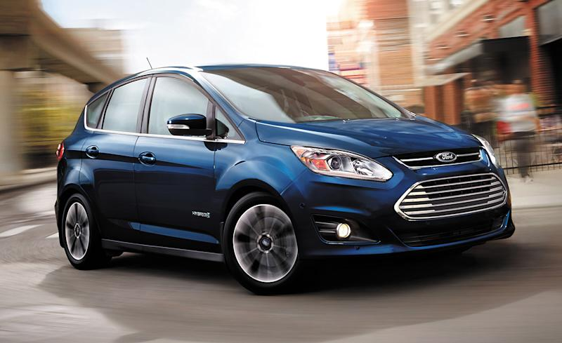 2020 Ford C-Max / C-Max Energi: C the Differences
