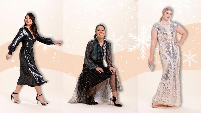 These 7 Last Minute Holiday Outfit Ideas from T.J.Maxx Are Head-to-Toe Luxe (Yes, Really)