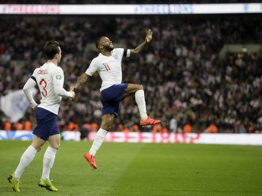 Euro 2020 qualifiers: Raheem Sterling hattrick powers England past Czech Republic; France thump Moldova