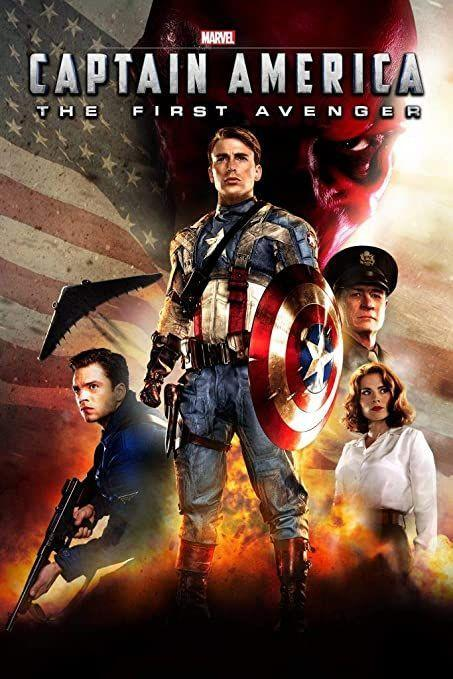 """<p>It doesn't get more patriotic than Captain America. This Marvel film tells the story of Steve Rogers, a rejected military soldier who is transformed into Captain America after taking part in a """"super-soldier"""" experiment.</p><p> <a class=""""link rapid-noclick-resp"""" href=""""https://www.amazon.com/Captain-America-Avenger-Chris-Evans/dp/B005PW3OS8/ref=sr_1_1?tag=syn-yahoo-20&ascsubtag=%5Bartid%7C10070.g.36156094%5Bsrc%7Cyahoo-us"""" rel=""""nofollow noopener"""" target=""""_blank"""" data-ylk=""""slk:STREAM NOW"""">STREAM NOW</a><br><br></p>"""