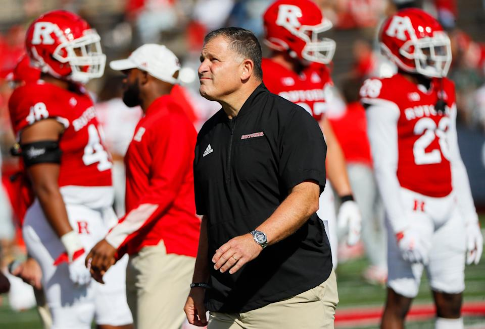 WATCH: What Rutgers HC Greg Schiano said about Ohio State postgame