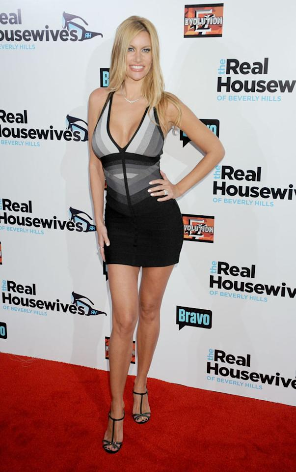 """Susan Holmes-McKagan arrives at """"The Real Housewives Of Beverly Hills"""" Season 3 premiere party at the Hollywood Roosevelt Hotel on October 21, 2012 in Hollywood, California."""