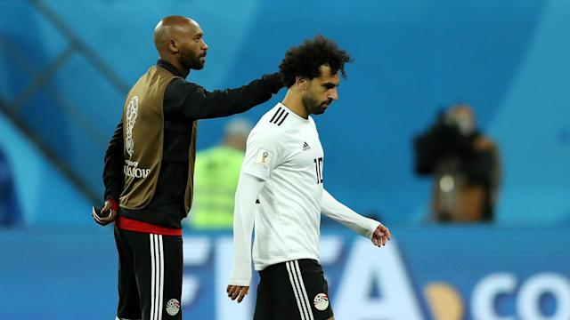 Egypt and Saudi Arabia have nothing but pride on the line in Volgograd but Juan Antonio Pizzi knows his side should be wary of Mo Salah.