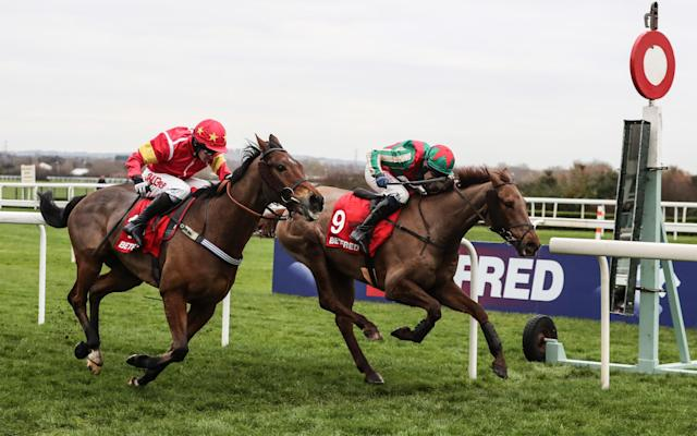 The Grand National is on Saturday April 9 at Aintree - Rex