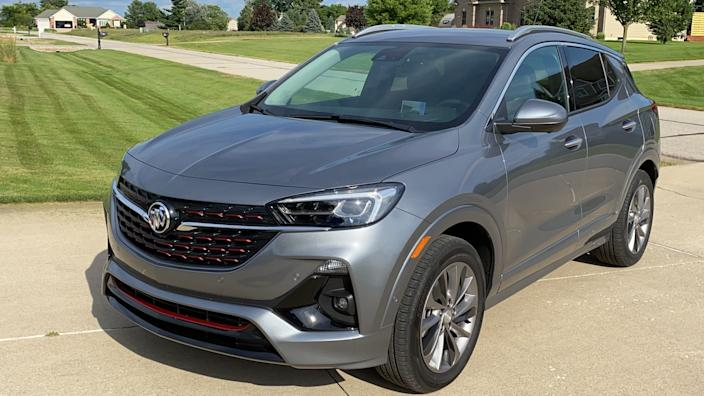 Buick's small Encore GX averaged less than half the new-car average on dealer lots.