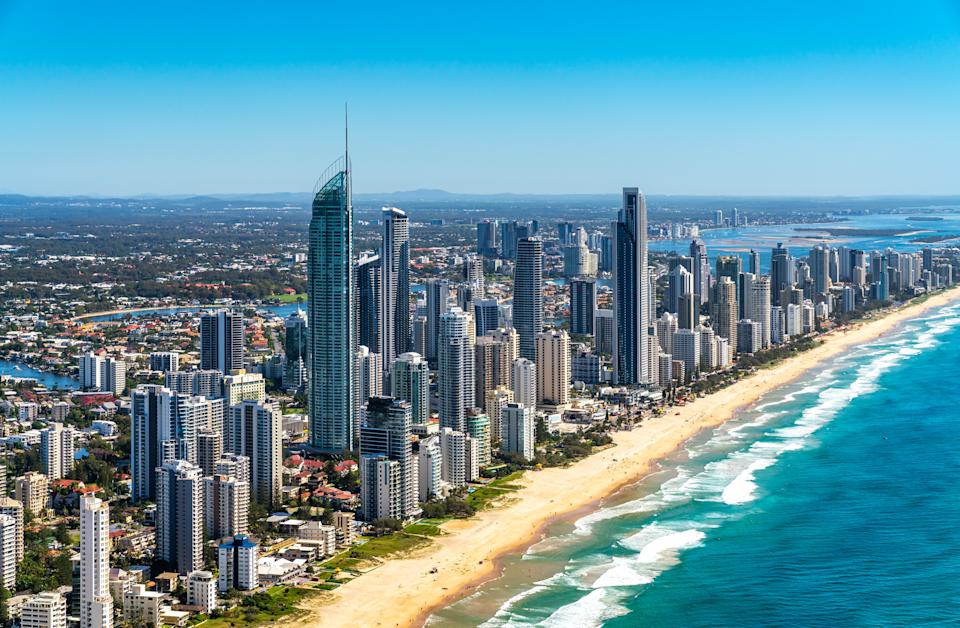 A series of photos captured in early 2019 of Surfers Paradise and surrounding area.