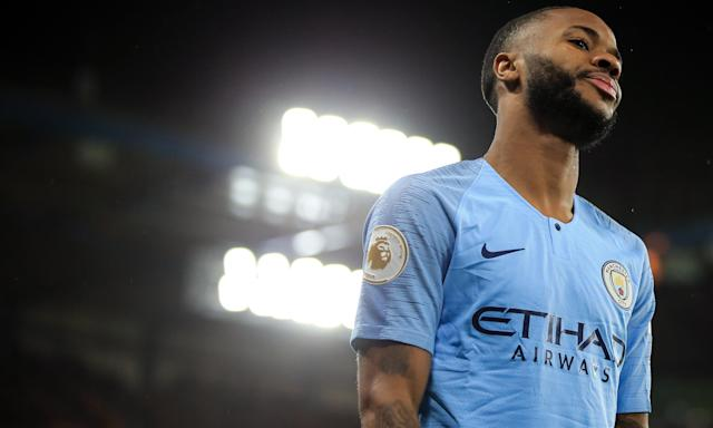 Raheem Sterling posted on Instagram in response to an alleged incident at Stamford Bridge.