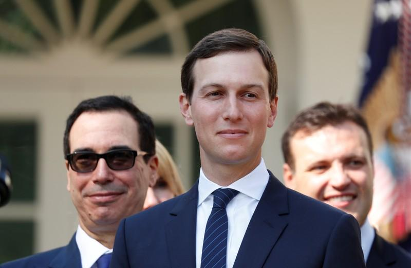 Five U.S. officials including Kushner, Mnuchin to attend Saudi financial conference: sources