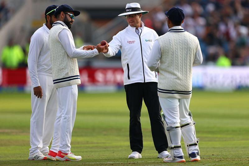 Disappointing that Virat Kohli constantly questions umpires' decisions: David Lloyd