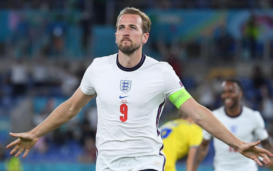 England vs Denmark Euro 2020 semi-final kick off time tonight today tv channel coverage prediction how watch live odds - Shutterstock