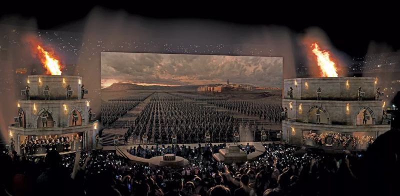 Game of Thrones Live Concert Experience announces 2019 North