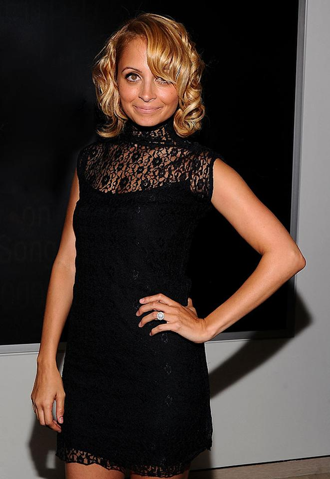 """September 21: Nicole Richie turns 29 Jamie McCarthy/<a href=""""http://www.gettyimages.com/"""" target=""""new"""">GettyImages.com</a> - September 10, 2010"""