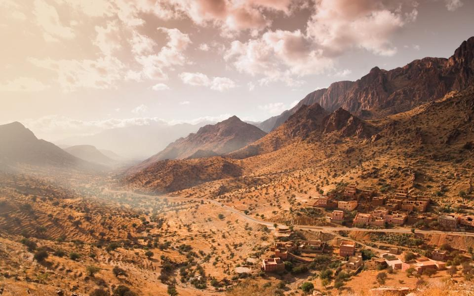 The Atlas Mountains - Getty