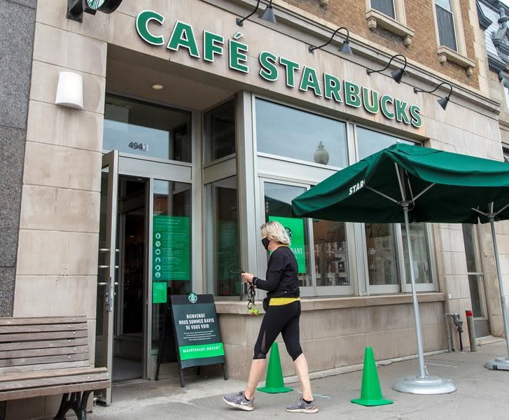 Former Starbucks Canada employee sues for unpaid OT on behalf of store managers