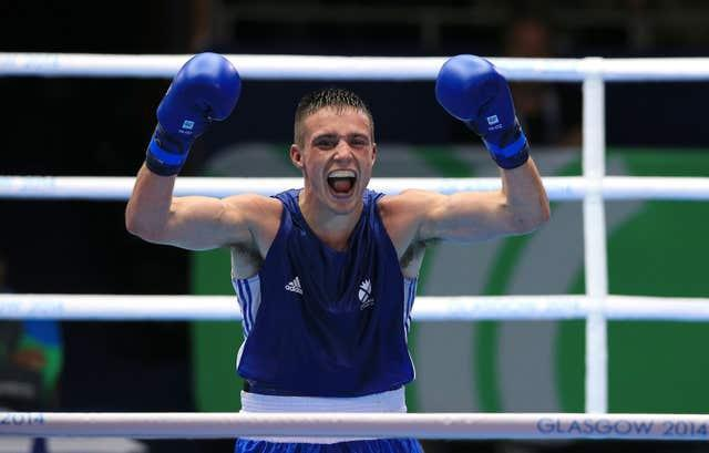 Josh Taylor won a gold medal at the 2014 Commonwealth Games (Peter Byrne/PA)