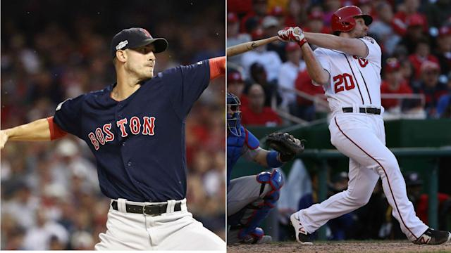 "What's more important than drafting the right fantasy baseball sleepers? Avoiding busts. Regardless of where you rank these players, you might want to put an ""X"" through their names on your cheat sheets."
