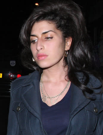 Amy Winehouse and Pete Doherty's blood artwork sells for £35,000