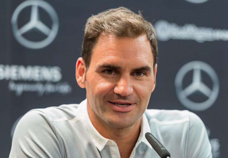 Roger Federer told reporters gathered in Stuttgart on June 13 that he would return to a full programme of tennis tournaments for the rest of the season