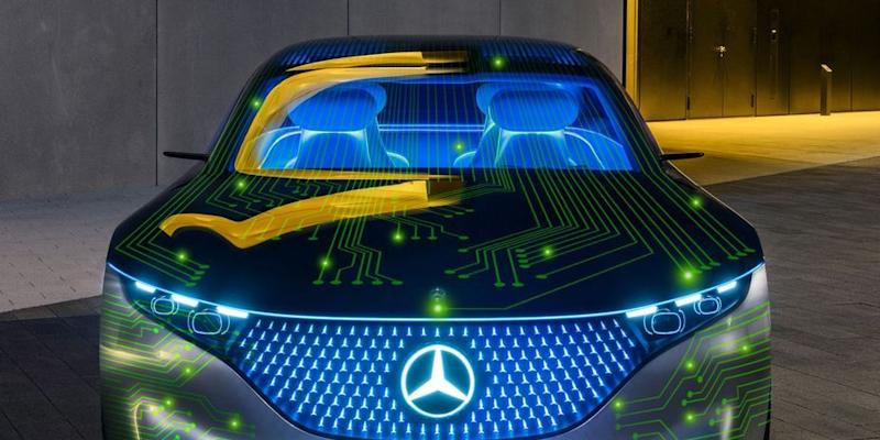 Nvidia will enable Mercedes over-the-air upgrades, future automated-driving functions