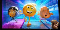 <p>Get all your <del>emotions</del> friends in order and dress up in these emoji costumes.</p>