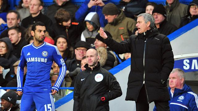 Salah was never really given a chance by Jose Mourinho at Stamford Bridge