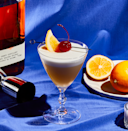 """<p><em>You could make a Whiskey Sour with sour mix. That doesn't mean you should. Especially when one from scratch isn't exactly a back-breaking endeavor. The egg white is optional but recommended to lend creaminess soften the drink's tart bite.</em><br></p><p><strong>Ingredients<br></strong>• 2 oz. bourbon <br>• 2/3 oz. lemon juice<br>• 1 tsp. superfine sugar<br>• 1/2 of an egg white<strong><br><br>Directions<br></strong>1. Shake the whiskey, juice, sugar, and egg white well with cracked ice.<br>2. Strain into a chilled cocktail glass.<br>3. Garnish with a maraschino cherry and/or lemon wedge. <br><br><a class=""""link rapid-noclick-resp"""" href=""""https://www.esquire.com/food-drink/drinks/recipes/a3720/whiskey-sour-drink-recipe/"""" rel=""""nofollow noopener"""" target=""""_blank"""" data-ylk=""""slk:Read More"""">Read More</a><br></p>"""