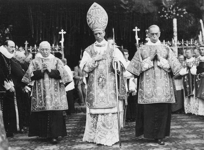 POPE PIUS XII - UNDATED - (AP-PHOTO)