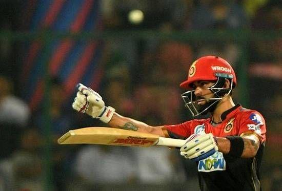 Kohli amassed a total of 973 runs including four centuries in IPL 2016.