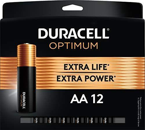 """<p><strong>Duracell</strong></p><p>amazon.com</p><p><strong>$10.48</strong></p><p><a href=""""https://www.amazon.com/dp/B07RVKSGGV?tag=syn-yahoo-20&ascsubtag=%5Bartid%7C1782.g.36621981%5Bsrc%7Cyahoo-us"""" rel=""""nofollow noopener"""" target=""""_blank"""" data-ylk=""""slk:BUY NOW"""" class=""""link rapid-noclick-resp"""">BUY NOW</a></p><p>Nothing will be cause for disaster like batteries dying in all of your essential tools so make sure you have the right sizes on hand as back up.</p>"""