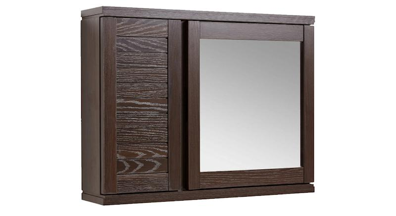 Bali Double Mirrored Bathroom Cabinet