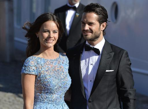 Reality starlet weds Swedish prince