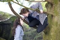 """<p>Vampires make a comeback in pop culture thanks to hit TV shows and movies like <em>True Blood</em><span class=""""redactor-invisible-space""""> and <em>Twilight</em>. <em>The Twilight Saga: New Moon</em>, which was released in November 2009, became the highest grossing """"horror movie"""" of all time, according to the <a href=""""http://www.guinnessworldrecords.com/news/2012/10/trick-or-feat-ten-of-the-best-halloween-world-records-45722"""" rel=""""nofollow noopener"""" target=""""_blank"""" data-ylk=""""slk:Guinness World Records"""" class=""""link rapid-noclick-resp"""">Guinness World Records</a>. </span></p>"""
