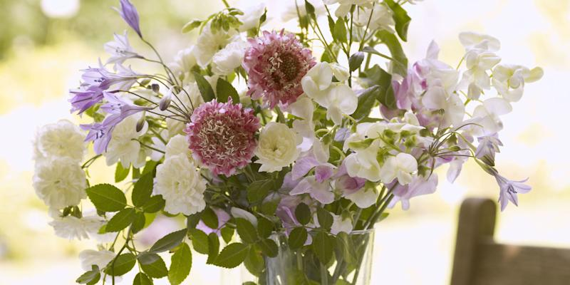 True or False: Flower Bouquets Make You Healthier