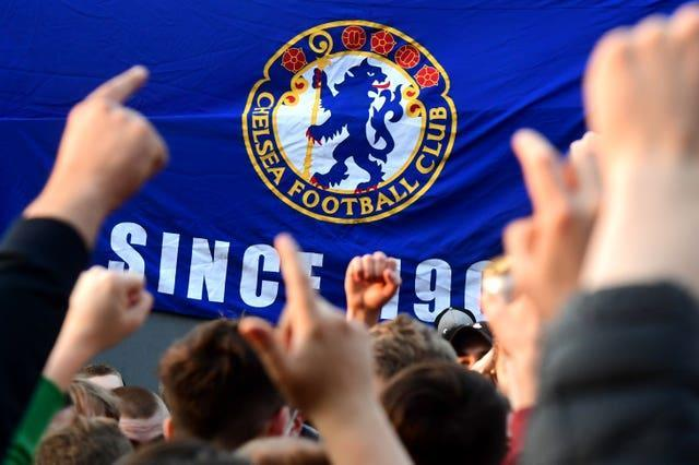 Chelsea fans made their feelings about the Super League known outside Stamford Bridge last week