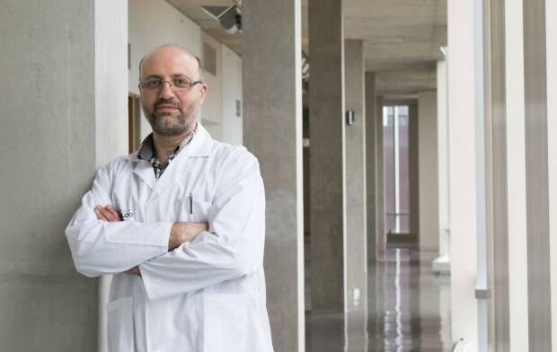 'It makes no sense to underutilize one part of the system — meaning pharmacists — and make other parts be burdened with more conditions,' says Wasem Alsabbagh, assistant professor at the University of Waterloo's School of Pharmacy. (Submitted by Wasem Alsabbagh. - image credit)