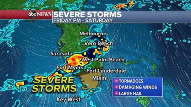 PHOTO: Severe storms (ABC News)