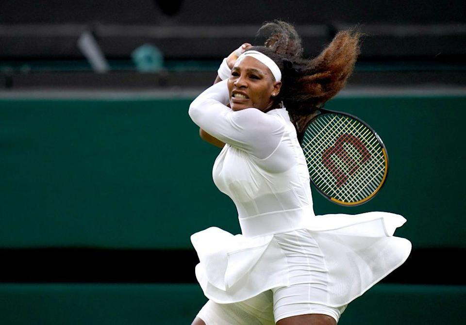 """<p><strong>Sport: </strong>Tennis</p><p>Since going pro at the age of 15, Williams has dominated the tennis court. She's won 23 doubles titles and 73 singles titles, including her open-era 23rd record title <a href=""""https://www.forbes.com/profile/serena-williams/?sh=66aaf3a04e48"""" rel=""""nofollow noopener"""" target=""""_blank"""" data-ylk=""""slk:she won in 2017 while pregnant"""" class=""""link rapid-noclick-resp"""">she won in 2017 while pregnant </a>with her <a href=""""https://www.oprahdaily.com/entertainment/a36981842/serena-williams-daughter-olympia-matching-sweats/"""" rel=""""nofollow noopener"""" target=""""_blank"""" data-ylk=""""slk:mini-me daughter, Olympia"""" class=""""link rapid-noclick-resp"""">mini-me daughter, Olympia</a>. With more than $94.5 million earned in prize money, she's made twice as much as any other female athlete. Williams also owns a clothing line, is a UNICEF International Goodwill Ambassador, and opened two secondary schools in Kenya. She's <a href=""""https://www.oprahdaily.com/entertainment/a36210393/alexis-ohanian-serena-williams-husband/"""" rel=""""nofollow noopener"""" target=""""_blank"""" data-ylk=""""slk:married to reddit co-founder Alexis Ohanian"""" class=""""link rapid-noclick-resp"""">married to reddit co-founder Alexis Ohanian</a> who is """"proud"""" to be """"known as her husband.""""</p>"""