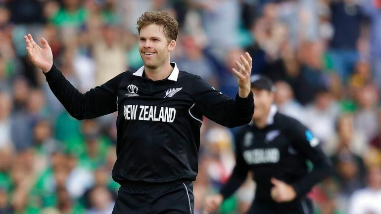Lockie Ferguson has had an impressive 2019 World Cup