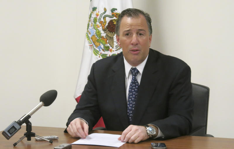 Mexican diplomat says Obama promises NSA probe