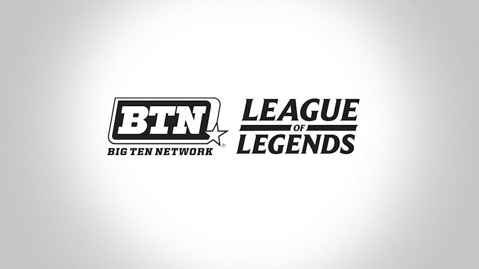 The Big Ten Network will be airing League of Legends in 2017