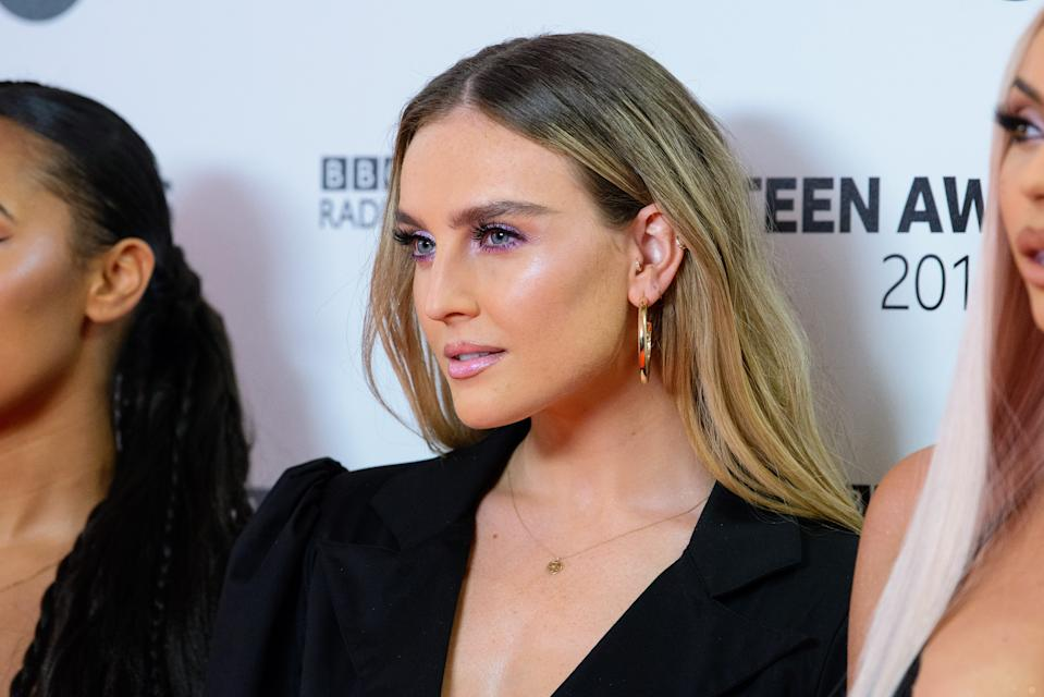 Perrie Edwards, seen here at Radio 1's Teen Awards, is brimming with confidence. (Getty Images)