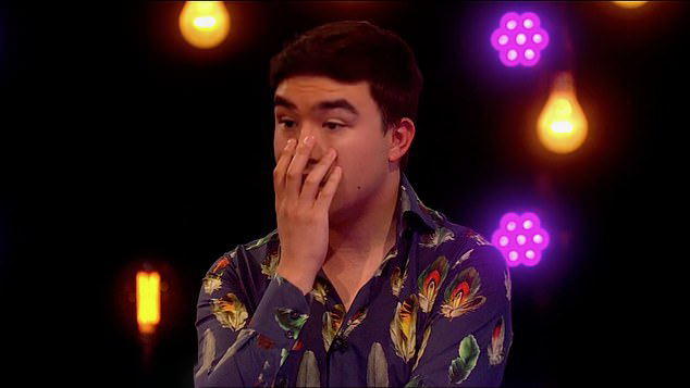 Brian, 23, virgin on Naked Attraction sees vaginas for first time, walks off set