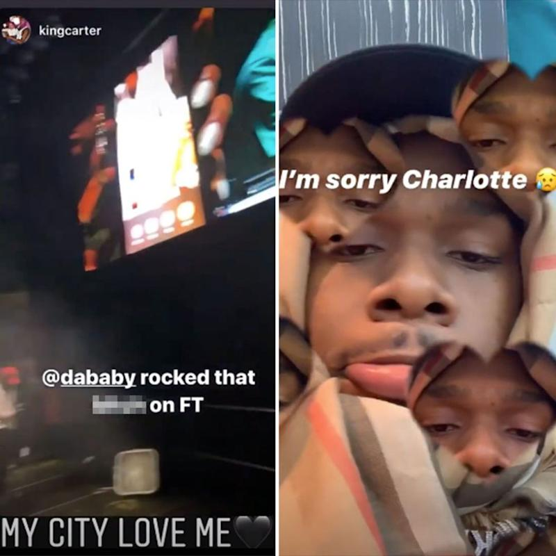 DaBaby | DaBaby/Instagram
