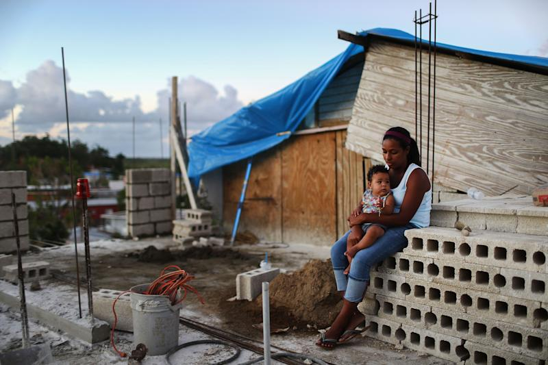 Hurricane Maria led to the longest blackout in U.S. history and more than 3,000 people lost their lives. (Photo: Mario Tama via Getty Images)