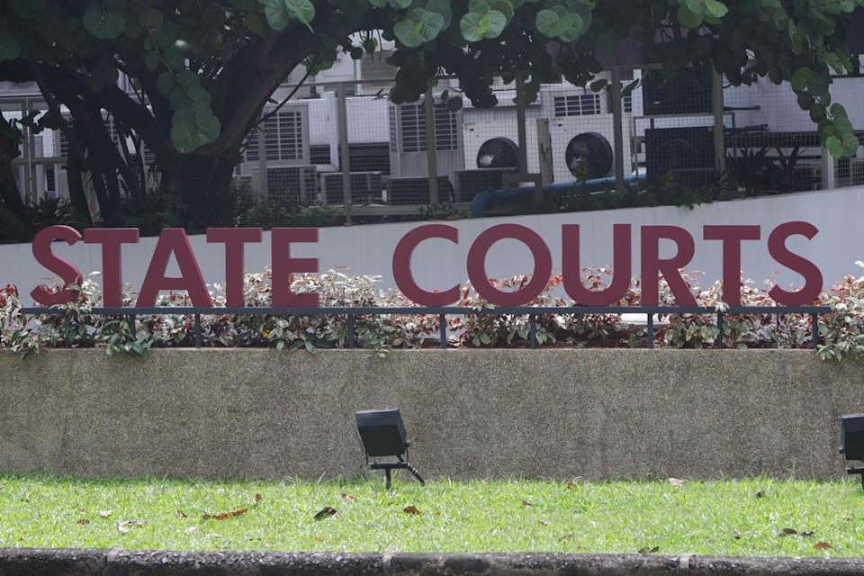 Singapore's State Courts. (Yahoo News Singapore file photo)