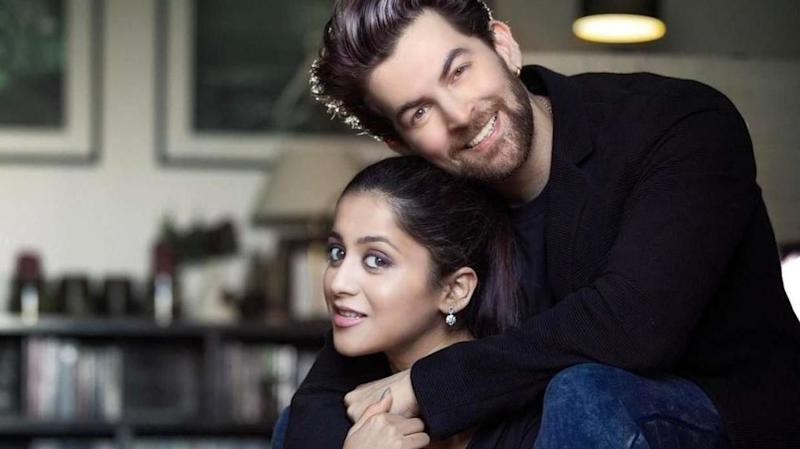 New daddy Neil Nitin Mukesh
