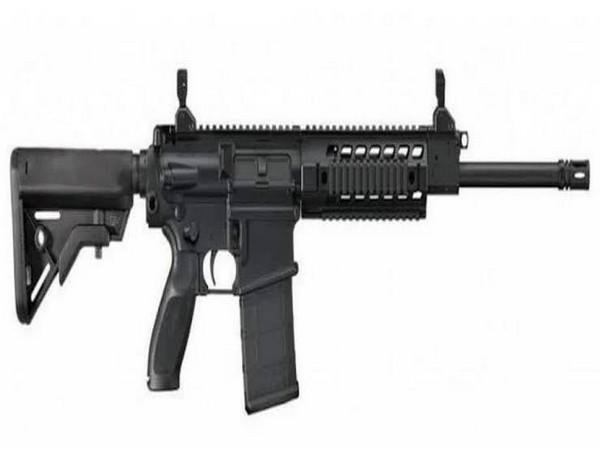Sig Sauer assault rifle